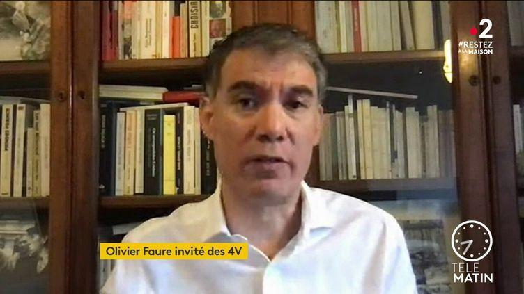 Olivier Faure (France 2)