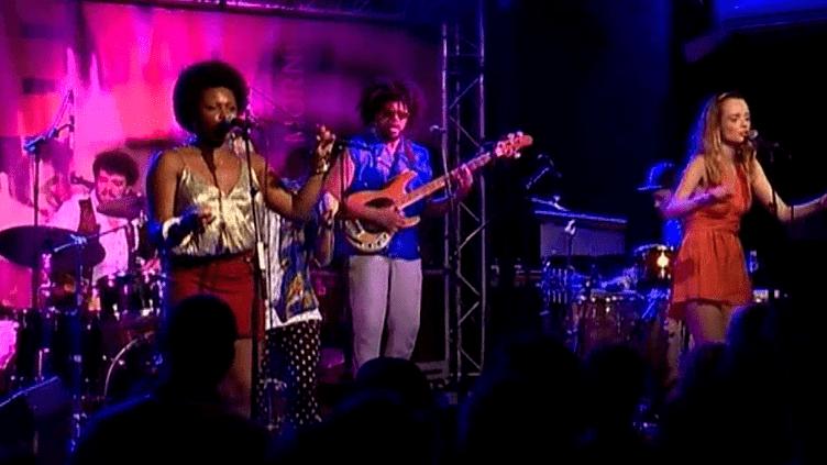 Le groupe Echoes of Minneapolis en concert au New Morning  (France 3 Culturebox)