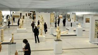 Le musée du Louvre-Lens  (ROLLINGER-ANA / ONLY FRANCE)