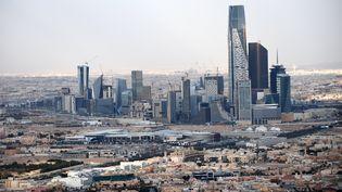 Illustration. Riyad, la capitale de l'Arabie saoudite. (FRANCK FIFE / AFP)