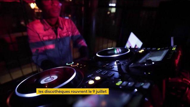 Déconfinement : les discothèques rouvrent le 9 juillet prochain