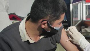Chine : lancement d'une deuxième campagne de vaccination (FRANCE 2)