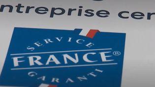 Plusieurs entreprises françaises de services clients souhaitent être labellisées Made in France. Une manière de mettre en valeur le savoir-faire français et de gagner en compétitivité. (FRANCE 2)