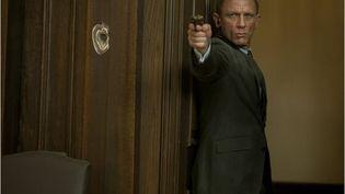 """Daniel Craig dans le nouveau James Bond, """"Skyfall"""". (FRANCOIS DUHAMEL / DANJAQ, LLC, UNITED ARTISTS CORPORATION, COLUMBIA PICTURES INDUSTRIES, INC.)"""