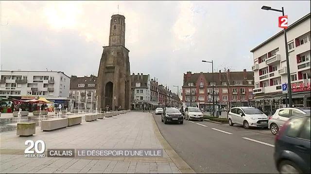 Migrants à Calais : les commerçants vont défiler à Paris