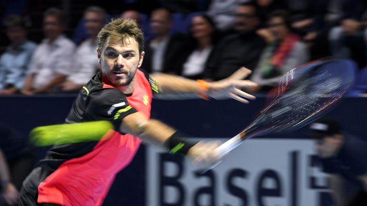 Stan Wawrinka (FABRICE COFFRINI / AFP)