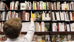 Une librairie, février 2012.  (François Guillot / AFP)