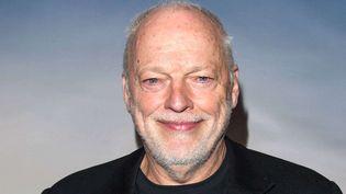 David Gilmour inspiré par le jingle de la SNCF.  (Brian Rasic/REX/REX/SIPA)