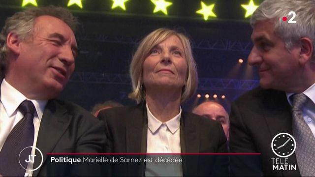 MoDem : la députée Marielle de Sarnez est décédée à 69 ans