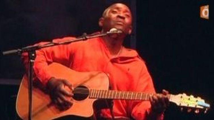 Roland Tchakounté au festival Afriques de Wambrechies  (Culturebox)