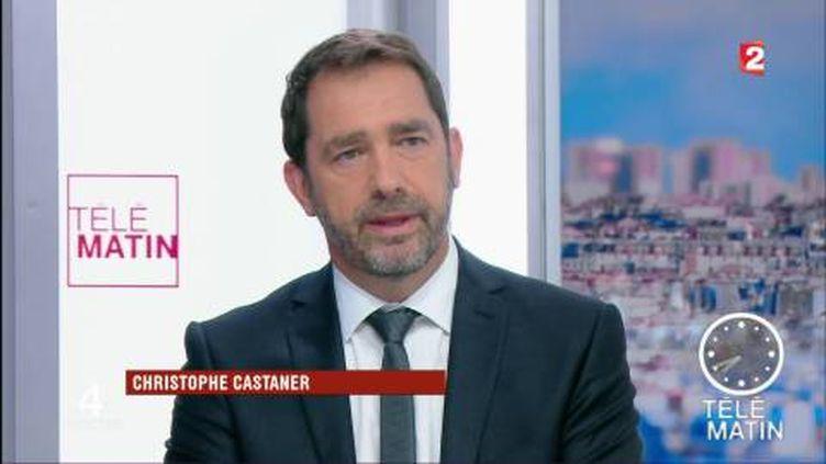 Christophe Castaner (France 2)