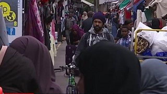 La Grande-Bretagne, un eldorado pour les migrants ?