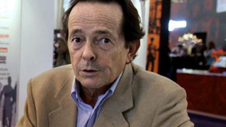 L'ancien journaliste du Parisien, Bernard Mazières (AFP / LE PARISIEN JEAN-BAPTISTE QUENTIN)