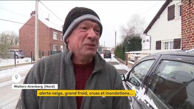 Météo : des températures glaciales et de la neige dans le tiers nord de la France