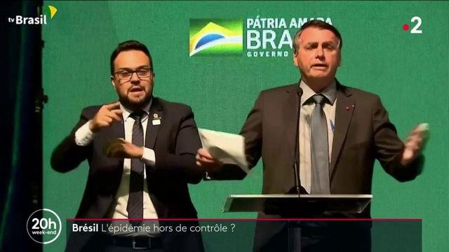 Covid-19 : le Brésil a perdu le contrôle de l'épidémie