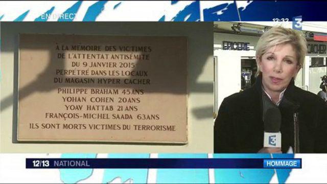 Deux ans après les attentats, l'Hyper Cacher et Charlie Hebdo ne veulent pas céder à la peur