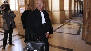 L'avocat Gerard Welzer, en novembre 2014, à Paris. (THOMAS SAMSON / AFP)