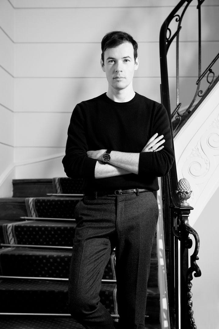 Georg Lux, Directeur de la Création de la maisonLéonard (OLIVIER.SAILLANT)