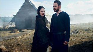 "Marion Cotillard et Michael Fassbender dans ""Macbeth deJustin Kurzel  (StudioCanal)"