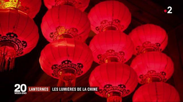 Chine : les lanternes, lumières du pays