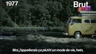VIDEO. Le van dans les années 1960, toute une histoire (BRUT)