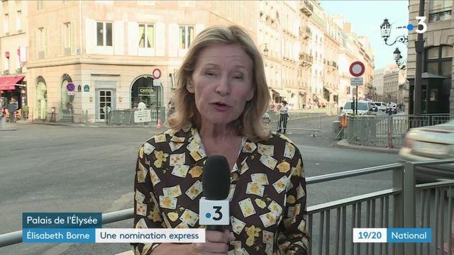 Gouvernement : pourquoi Emmanuel Macron a-t-il nommé Élisabeth Borne si rapidement ?