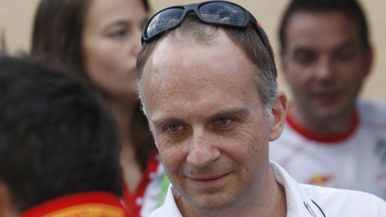 Xavier Mestelan-Pinon (Citroën Racing)