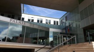 Palais de justice de Pontoise (Val-d'Oise). (MARINE CHAILLOUX / FRANCE-BLEU PARIS)