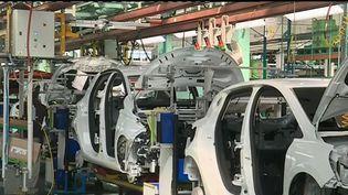 Industrie : Renault revoit ses prévisions de production à la baisse (France 2)
