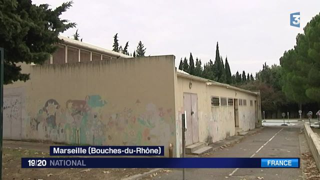 Marseille : Parents et enseignants s'indignent de l'insalubrité des écoles