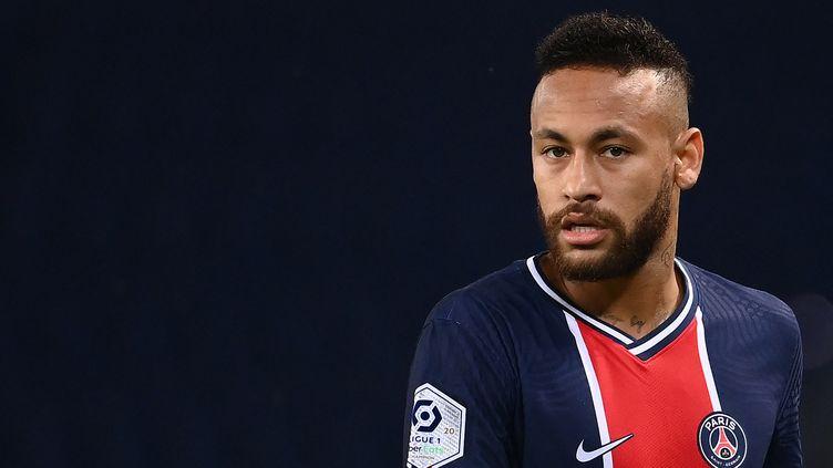 Neymar est visé par le fisc espagnol (FRANCK FIFE / AFP)
