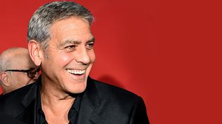 George Clooney, 22 octobre 2017  (KEVIN WINTER / GETTY IMAGES NORTH AMERICA / AFP)