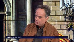 Jean-Jacques Kourliandsky, chercheur à l'Institut de relations internationales et stratégiques (Iris). (FRANCE 3)
