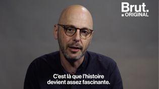 VIDEO. L'historien Thomas Snégaroff raconte l'histoire du premier nude de l'histoire (BRUT)