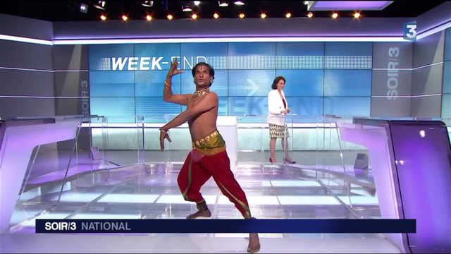 Raghunath Manet, quand l'Inde danse