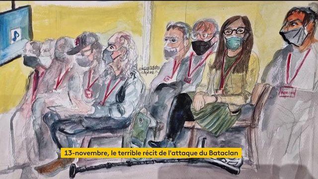 Le récit de l'attaque du Bataclan au procès des attentats du 13-Novembre