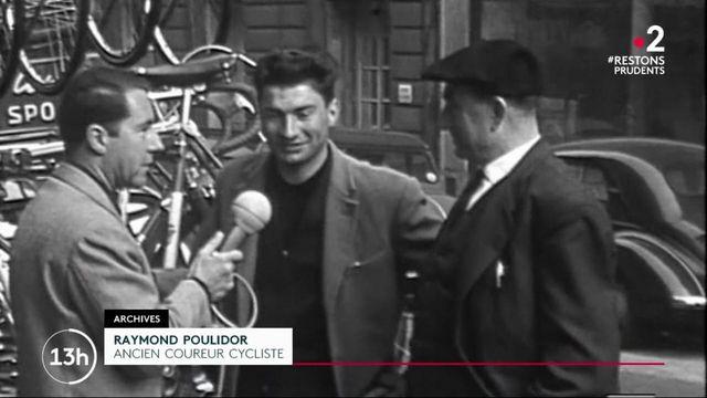 Cyclisme : portrait de Raymond Poulidor, décédé le 13 novembre 2019