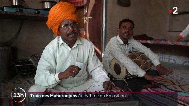 Inde : dans le quotidien des musiciens des Maharajas