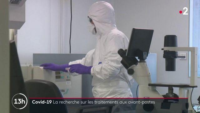 Covid-19 : à Lyon, des chercheurs tentent d'élaborer un vaccin