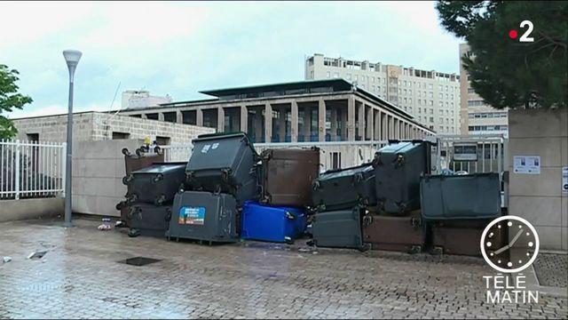 Universités : les manifestations prennent de l'ampleur, la Sorbonne évacuée