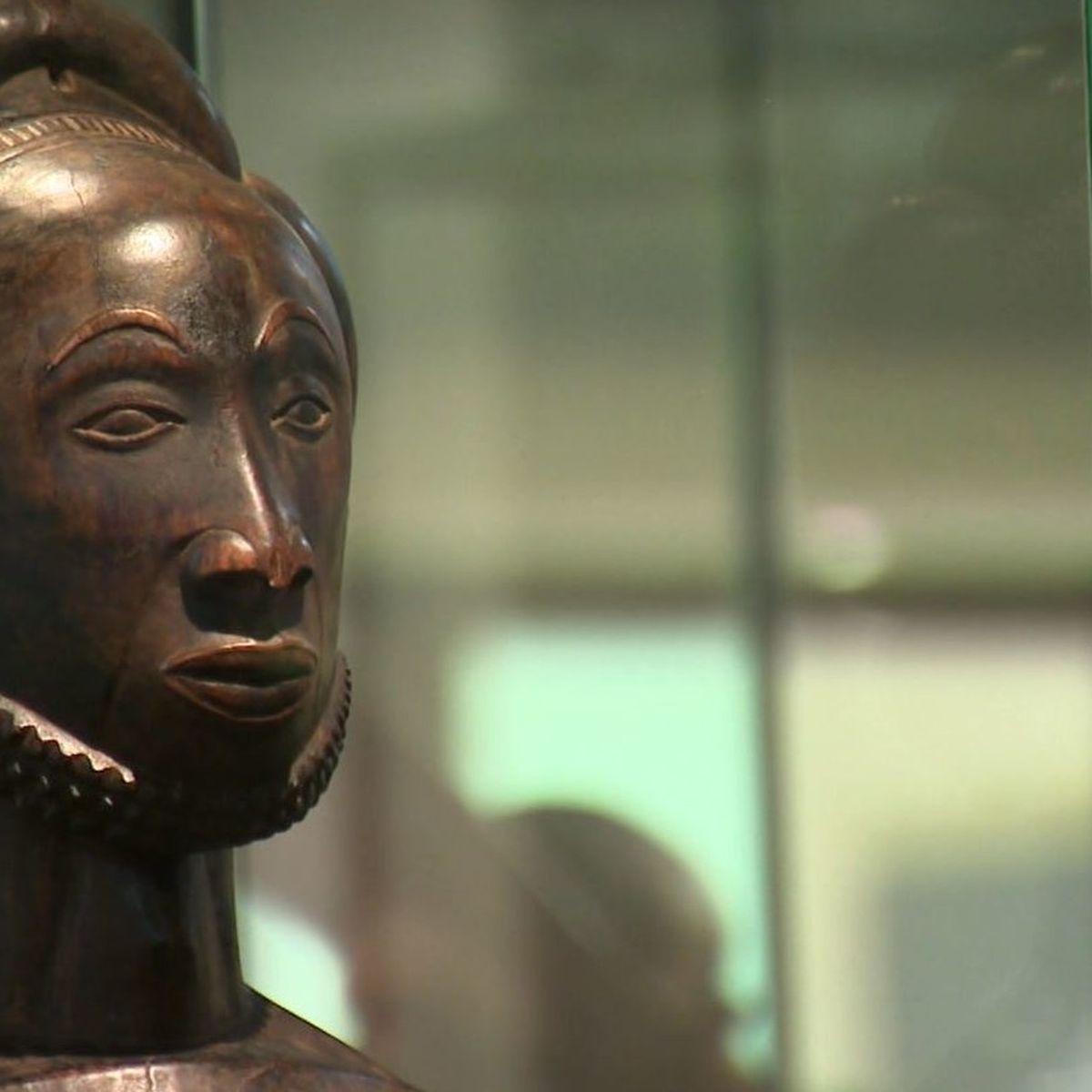 Enquete Dans Une Europe Au Cœur Des Trafics D Objets D Art Africains