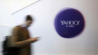 """En septembre 2016, Yahoo avait déjà annoncé que 500 millions de comptes de ses utilisateurs avaient été piratés à la""""fin 2014"""". (ALBERT GEA / REUTERS)"""