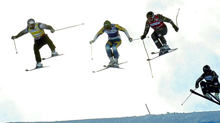 Skicross.