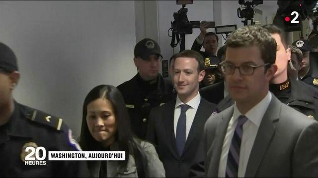 Mark Zuckerberg : devant le Congrès américain, va-t-il enfin pouvoir sortir Facebook de la crise ?
