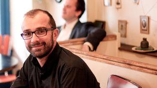 Arnaud Thorette, co-directeur de l'ensemble Contraste  (Amélie Baudry)