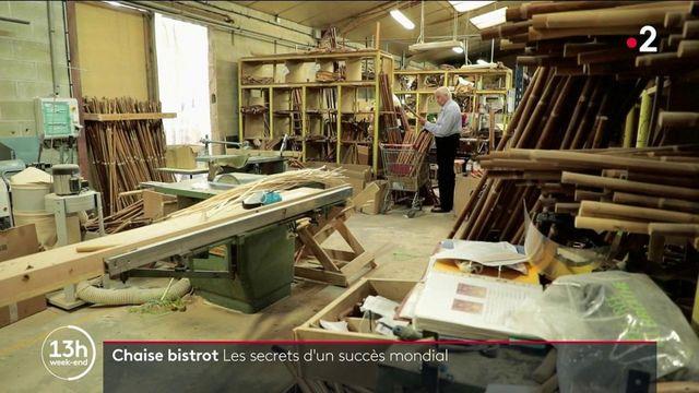 Chaise bistrot : les secrets de la plus parisienne des chaises