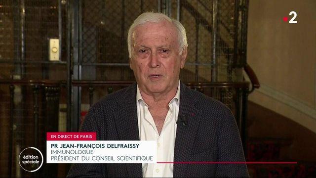 Coronavirus : entretien avec le Pr Jean-François Delfraissy
