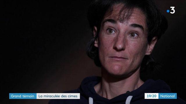 Grand témoin : Élisabeth Revol, la miraculée des cimes