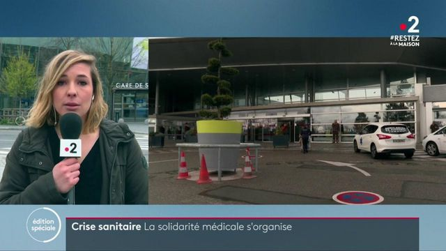Coronavirus : les transferts de patients vont s'intensifier