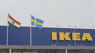Ikea vient d'installer un magasin de 37 000 mètres carrés dans la quatrième ville la plus densément peuplée du pays. (NOAH SEELAM / AFP)
